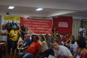 Plenária da FASUBRA Rio de Janeiro - 2017