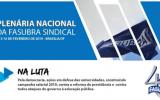Plenária Nacional da FASUBRA dias 15 e 16 de fevereiro.