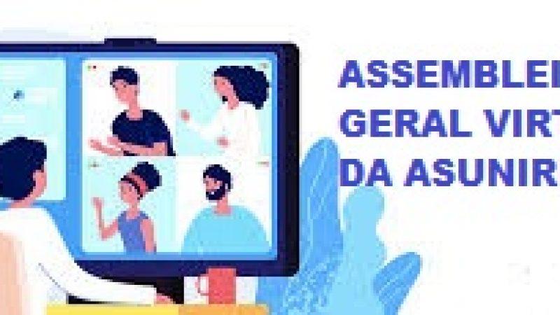 Assembleia Geral Extraordinária Virtual em 17 de agosto de 2021