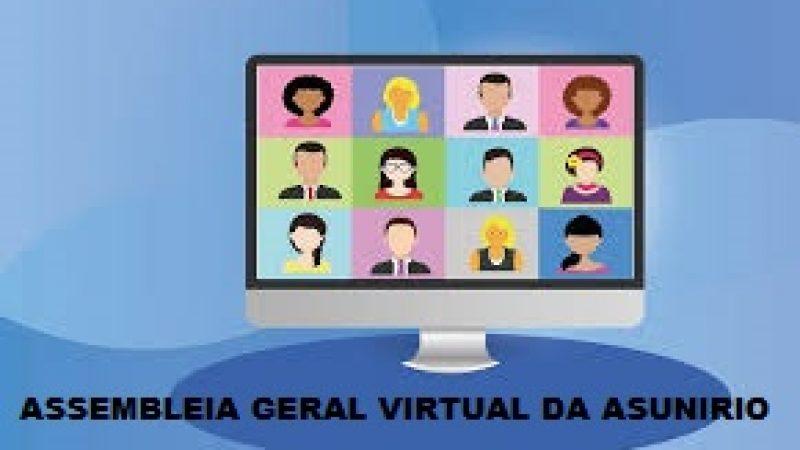 Assembleia Geral Extraordinária Virtual em 10 de junho de 2021